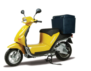 Lithium-ion Electric scooter