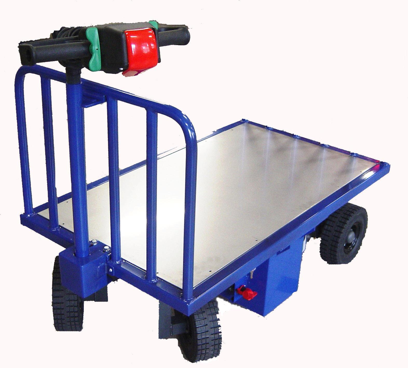 LFP battery industrial trolley