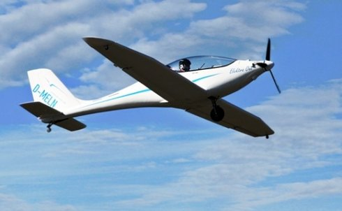 lithium-ion Electric-powered aircraft