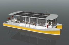Lithium battery River shuttle