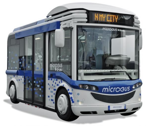Lithium Iron Phosphate LFP Minibus and transportation
