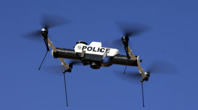 lithium-ion powered Drone and UAV