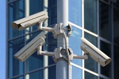 Caméra de sécurité autonomes
