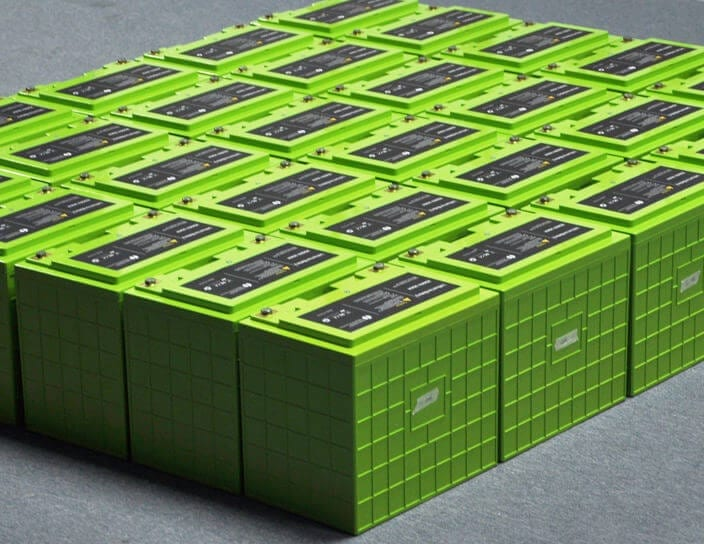 Batterie Lithium-ion modulaire PowerModule