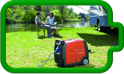 Portable energy - battery generator