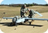 Drones et aéronautique