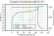 Charging Characteristics PowerBrick 12Ah – EN