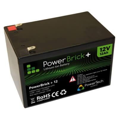PowerBrick+ 12V-12Ah