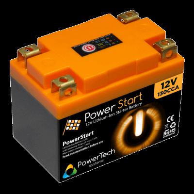 PowerStart 12V Starter Battery – 130CCA