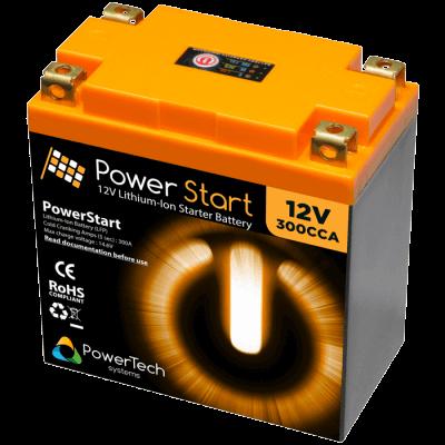 PowerStart 12V Starter Battery – 300CCA