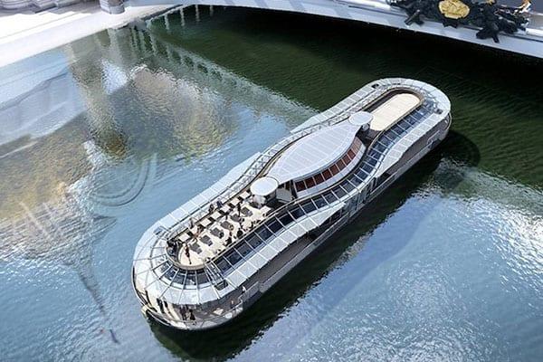 PowerTech propels the 100% electric boat : Ducasse sur Seine