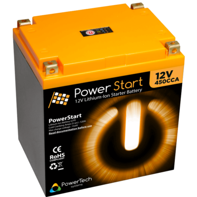 PowerStart 12V Starter Battery – 450CCA