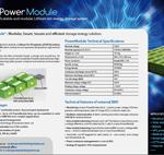 Téléchargez la présentation technique PowerModule