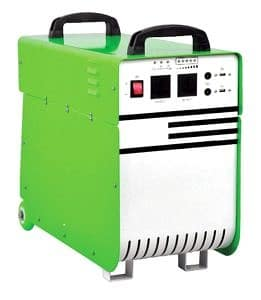 PowerMove 1000W : smokeless, noiseless battery generator