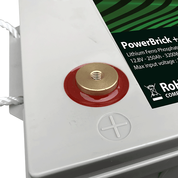 PowerBrick+ 48V-61Ah LiFePO4