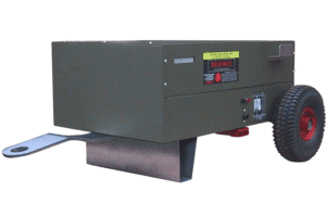 50kW trailer mounted Battery Generator