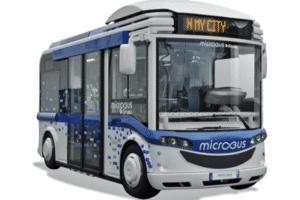 minibus électrique