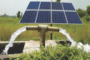 solar water pump with battery