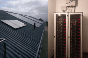 75kWh storage for self consumption Building, Germany