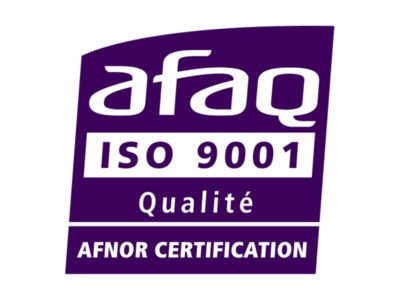 PowerTech get ISO9001 certification by AFNOR